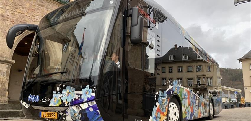Nouvel horaire pour le Citybus & Citynavette