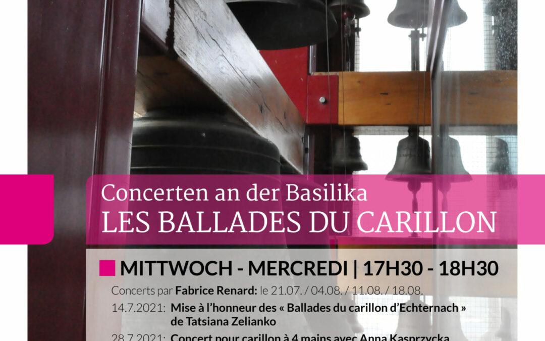 Concerten an der Basilika
