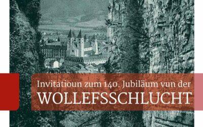 """Konferenz: Die """"Wollefsschlucht"""" im Wandel der Zeit"""