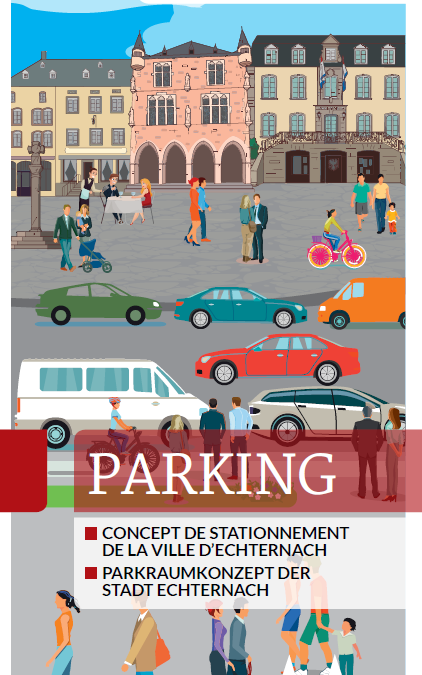 Avis au public sur le nouveau concept de stationnement