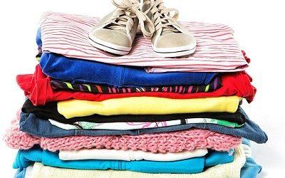 Ramassage de vêtements 23.03.2021
